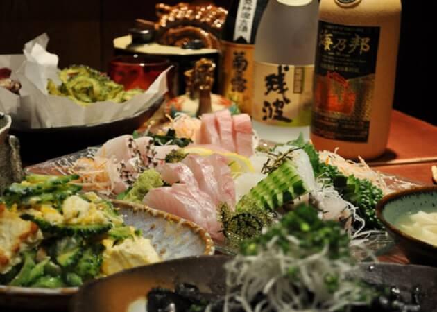 リトル沖縄 (りとるおきなわ) の海鮮沖縄料理画像