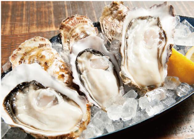 Oyster Bar MABUI 並木店 (オイスターバー マブイ)の創作料理