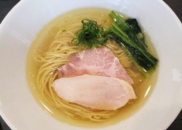 麺や福はら の芳醇鶏ラーメン画像