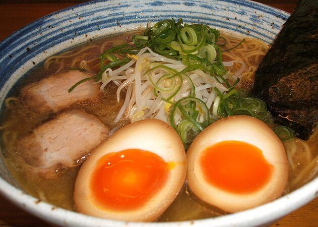 麺屋 一 (ICHI)のトンコツラーメン