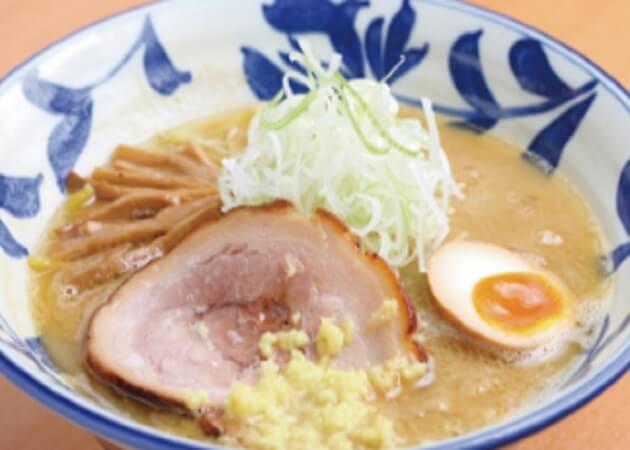 麺屋 すずらん の味噌ラーメン画像