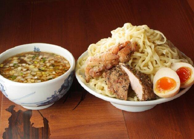 麺屋武蔵 二天 池袋店 のつけ麺画像