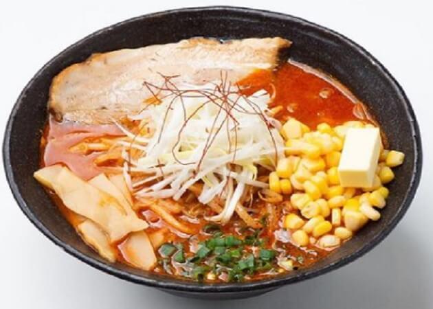 麺屋のろし の特製函館味噌ラーメン画像