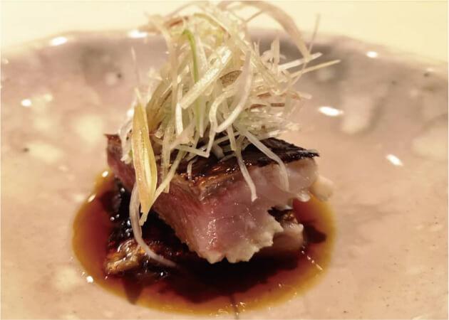 すし宮川の料理