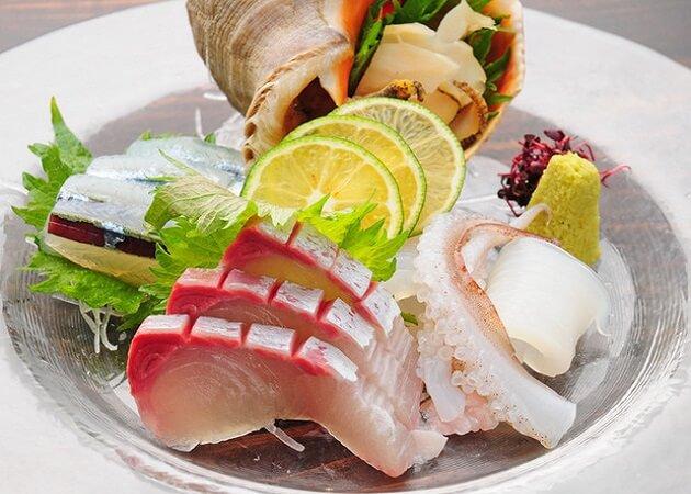 酒と魚 納屋 納屋(さけとさかな なや) の海鮮料理
