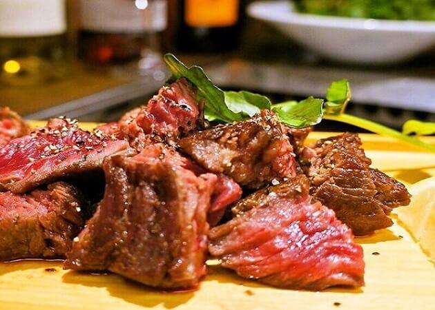 熟成焼肉 肉源 仙台店の熟成肉