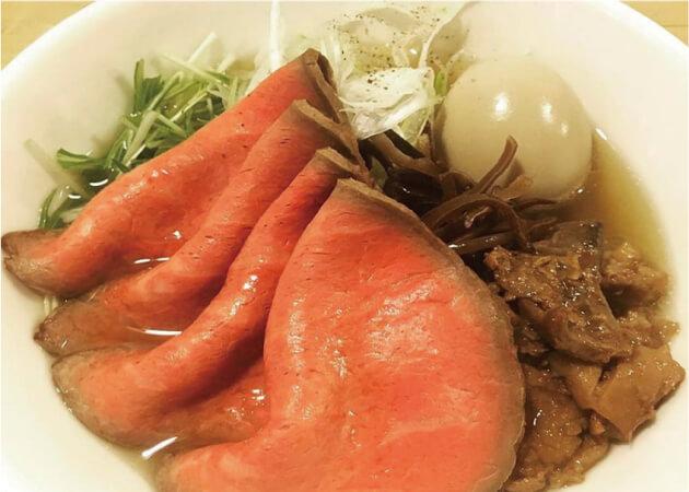 麺屋 西川のラーメン