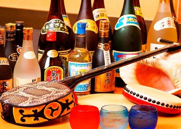遊食家 ゆがふ の沖縄料理画像