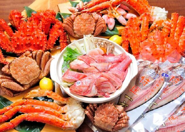 北の味 大助 の海鮮料理画像