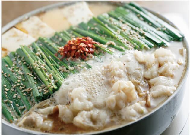 博多もつ鍋 おおやま 本店の鍋料理