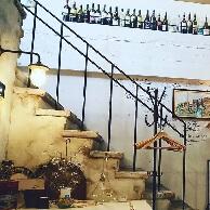 トラットリア ピッツェリア polipoの店内