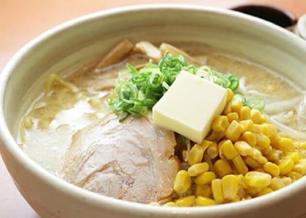 らーめん 北の大地 恵比寿店 の味噌ラーメン画像