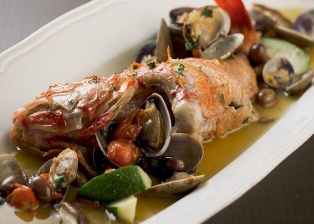 リッチクチーナイタリアーナのイタリア郷土料理
