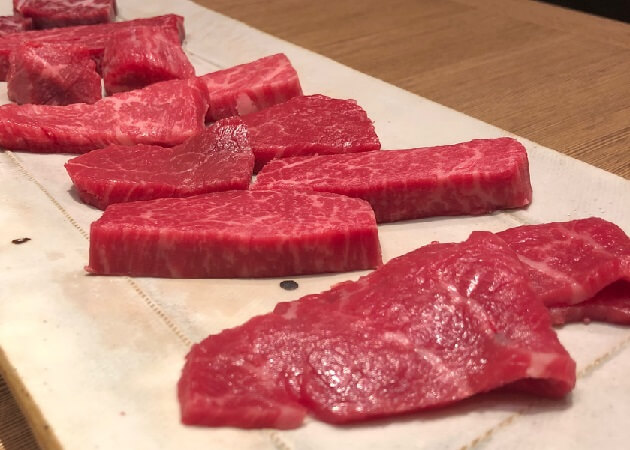 力飯店 (りきはんてん)の肉