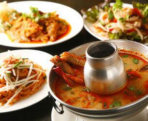 タイ料理の画像