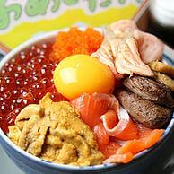 サーモン料理専門店 鮭バルの海鮮丼