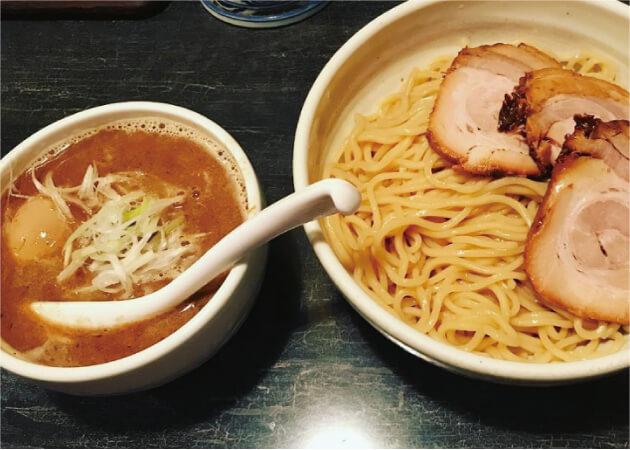 中華ソバ 櫻坂のつけ麺