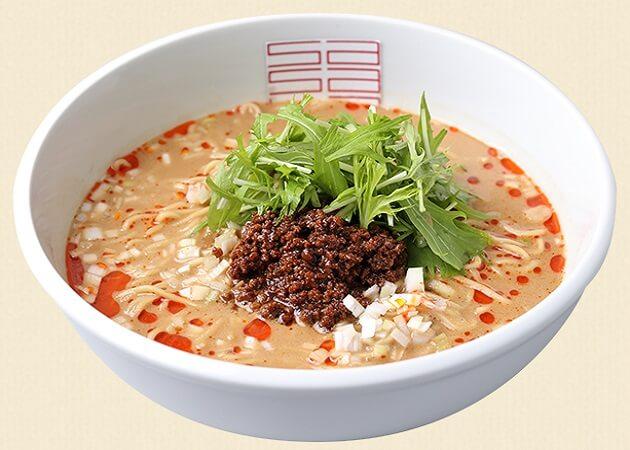 京橋ササラ の坦々麺(ラーメン)画像