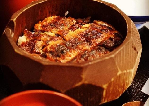 炭火焼き鰻 清月の鰻定食