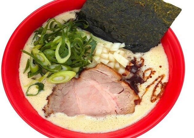 麺道 しゅはり 六甲道本店 の豚骨ラーメン画像