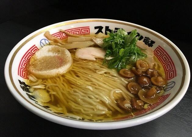ストライク軒のラーメン(拉麺)