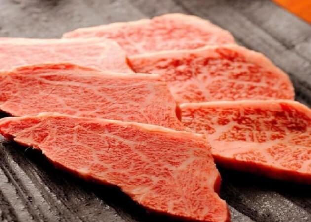 焼肉泰山 国分町本店 (タイザン)の仙台牛肉画像