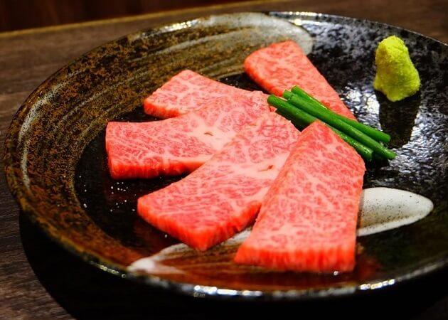 炭火焼肉屋台 たじま屋のお肉