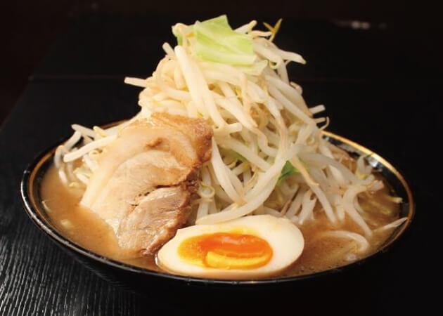 麺屋 多華味のラーメン