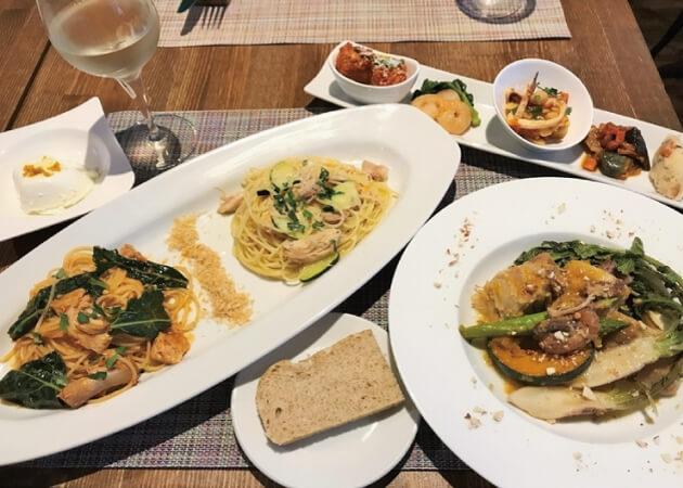 タベルナタケダtaverna TAKEDAのイタリア料理