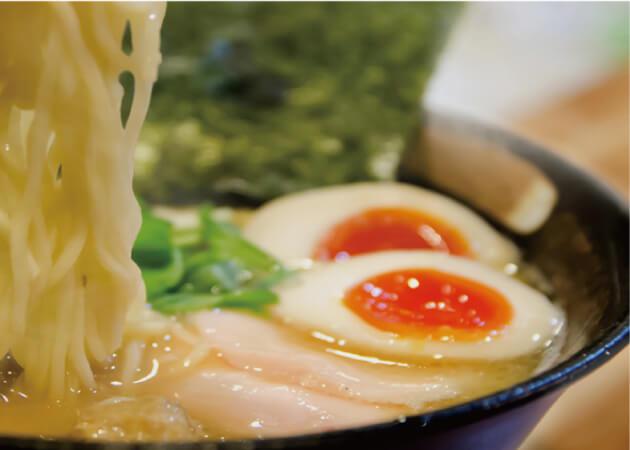 麺屋たけいち 渋谷邸のラーメン