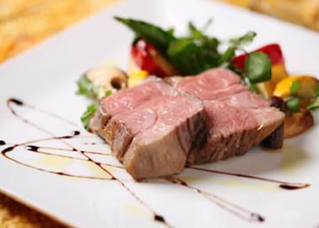 テルツィーナのイタリア料理