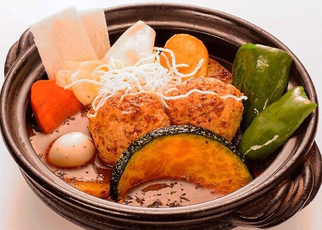 タイガーカレー の土鍋スープカレー画像