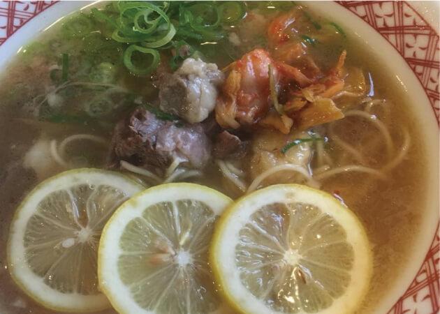 麺工房 東海のラーメン