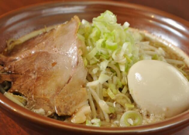 東横 愛宕店 (とうよこ)の味噌ラーメン画像
