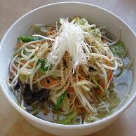 東横 愛宕店 (とうよこ)の野菜ラーメン画像