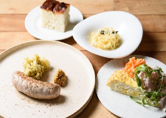 トラットリア セミーナ のイタリア料理画像