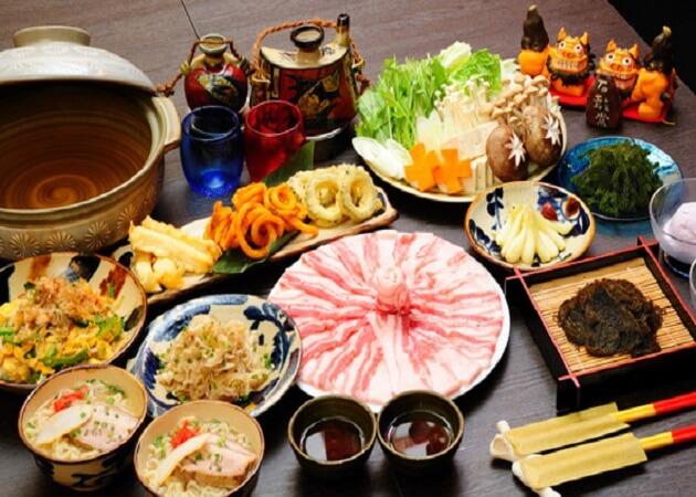 うるのやの沖縄料理
