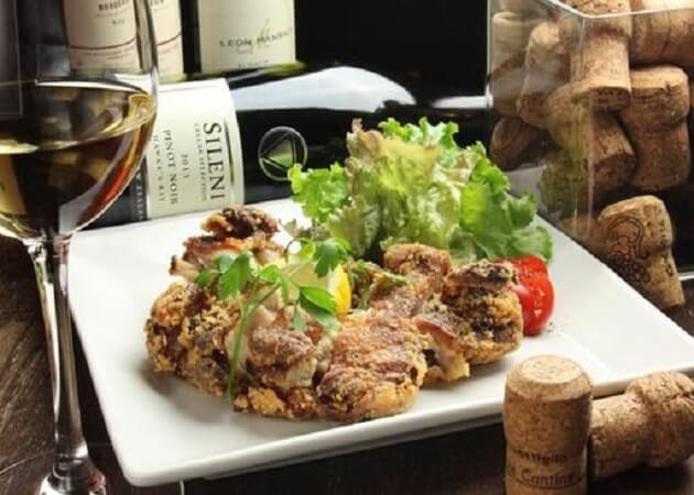 ワイモリカの沖縄料理