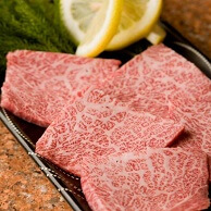 池田屋 宮原 の黒毛和牛肉の画像