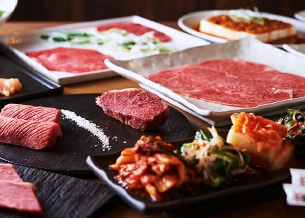 炭の焼肉 圭 -KEI-の焼肉料理画像