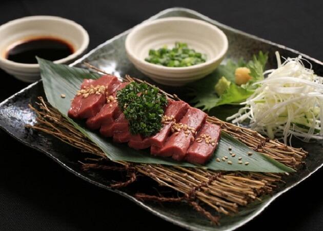焼肉 貴文(キモン) のハツ肉画像