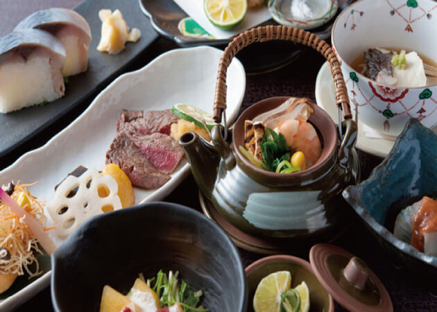 先斗町 四季 よし菜の京料理