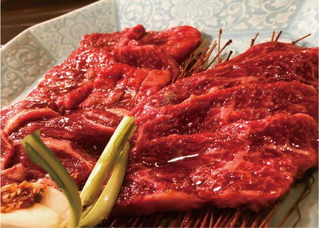 グルマンズいとうの牛肉