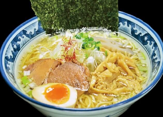 和風楽麺 四代目 ひのでや のラーメン画像