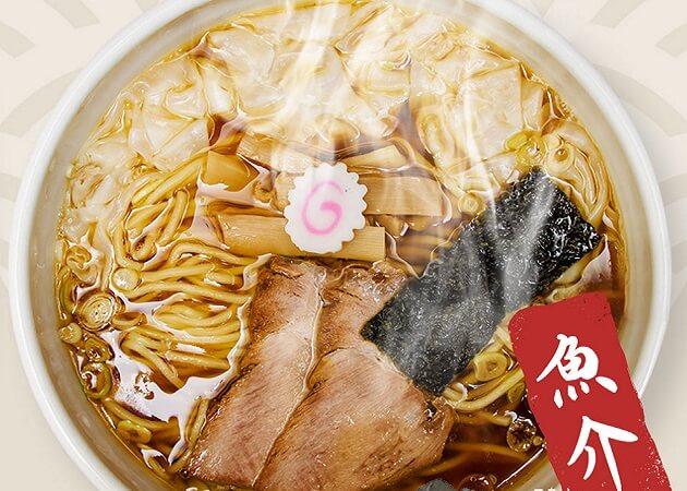 中華蕎麦 金魚のラーメン
