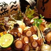 MARUYOSHI 赤坂店 の タコ料理画像