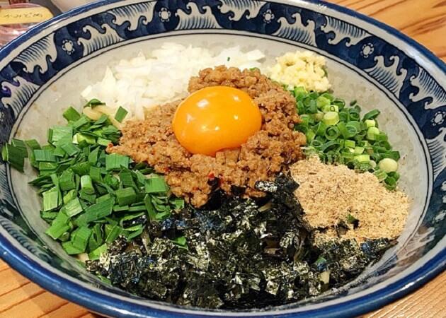 こだわり麺工房たご  の台湾ラーメン画像