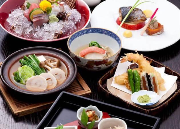 京都 美先の料理