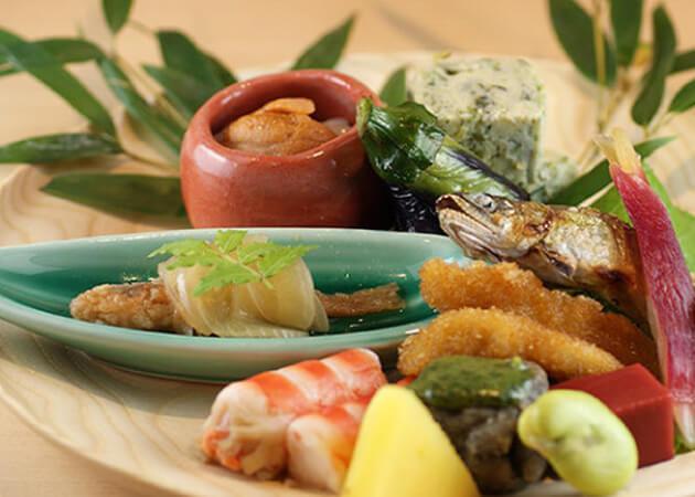 祇園新橋 中谷の料理