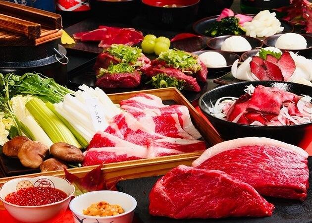 肉処くろべこや のお肉料理画像